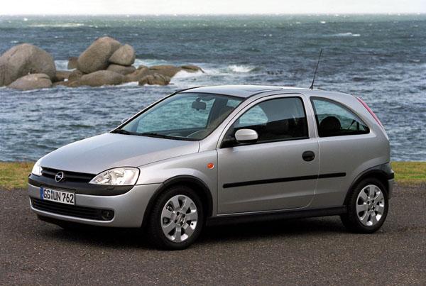 Opel Corsa potřetí