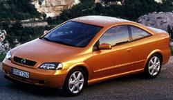 Nový Opel Omega a Opel Coupé