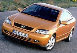 Nový Opel Coupé spřeplňovaným motorem