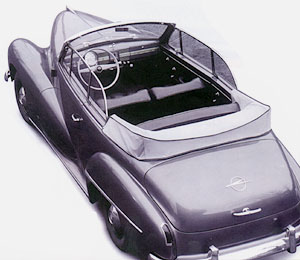 Opel Kapitän: Velký elegán