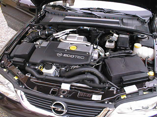 Opel: Do roku 2001 snovými motory