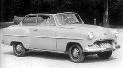 Opel Olympia Rekord – chvála střední třídy