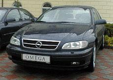 První dojmy zjízdy snovým Opel Omega