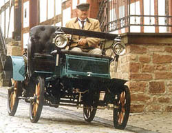 1899 - 1999: Sto let automobilů Opel