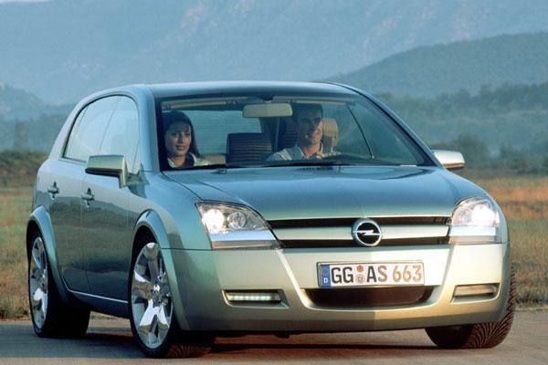Opel Signum2 : pohled do budoucnosti