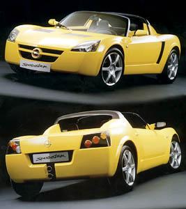 Opel Speedster slibuje výjimečné zážitky