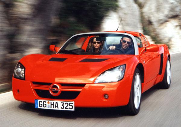 Opel Speedster: dokonalý požitek zjízdy