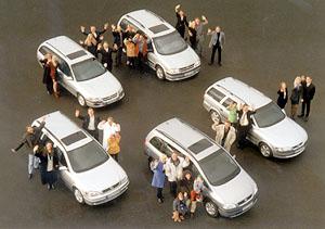 Nový rodinný Opel van Zafira