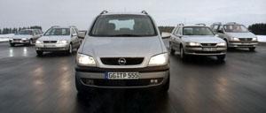 Opel Zafira slaví úspěchy nejen u nás ale na evropských trzích