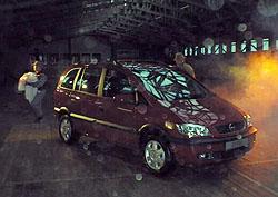 Sedmimístná Opel Zafira - zahájení prodeje v ČR