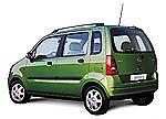 Mikrovan Opel Agila – již od 199 900 Kč!
