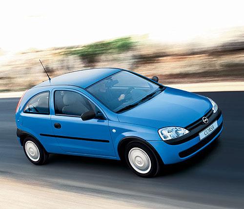 Modernizovaný model Opel Corsa snovými technologiemi a osvěženým designem