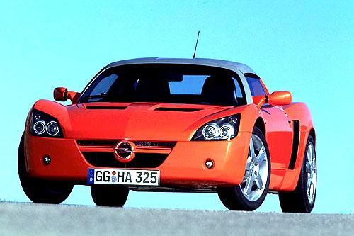 Světová premiéra na Mezinárodním autosalonu vŽenevě: Opel Speeedster – 200 k