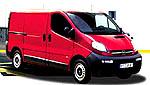 Opel Vivaro a Opel Combo zvítězily varktickém testu užitkových dodávek