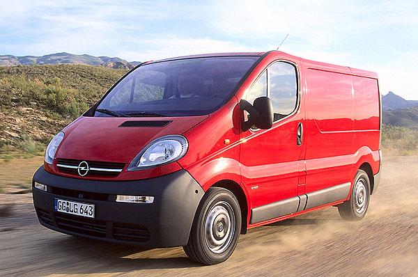 Stabilizační systém ESPPlus pro Opel Vivaro