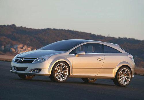 Premiéra březnového Mezinárodního autosalonu vŽenevě: Studie Opel GTC Geneve