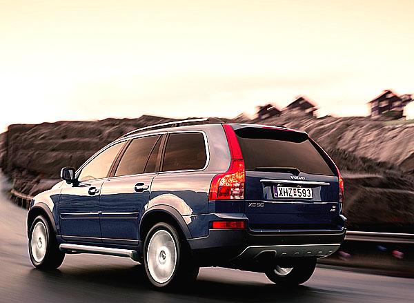 Dva modely Volvo zvítězily v anketě Auto Trophy pro rok 2006
