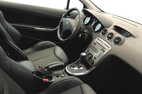 Nový model Peugeotu 308