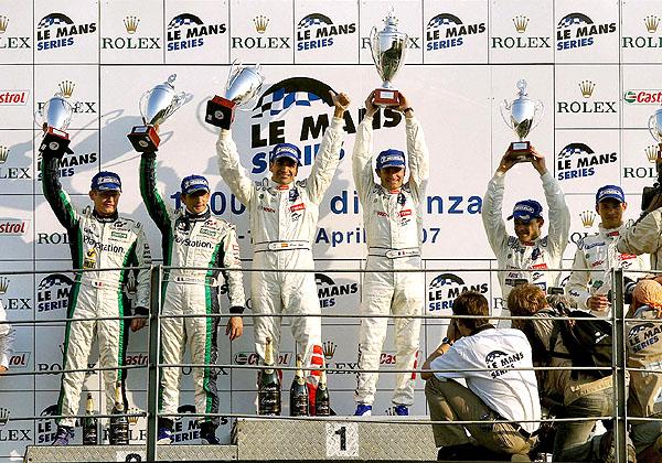 Peugeot 908 HDi FAP – první závod – první vítězství!