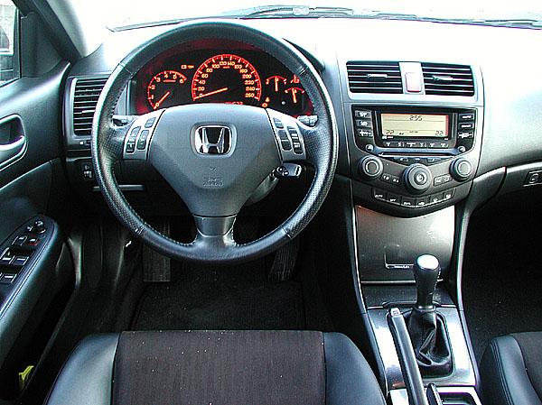 Honda Accord Tourer v redakčním testu