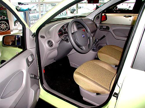 Nový Fiat Panda vprodeji na našem trhu