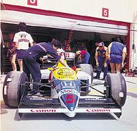 Partner bavorských motorů v F-1