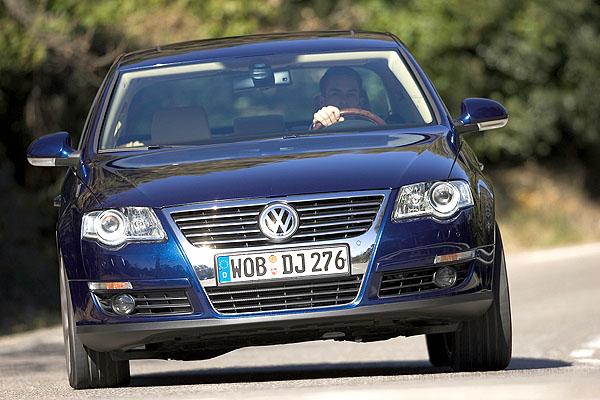Nové technologie pro Volkswagen Passat