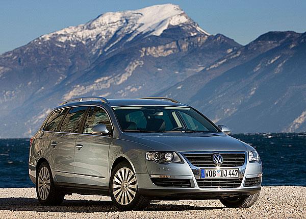 Volkswagen uvádí akční modely Passat