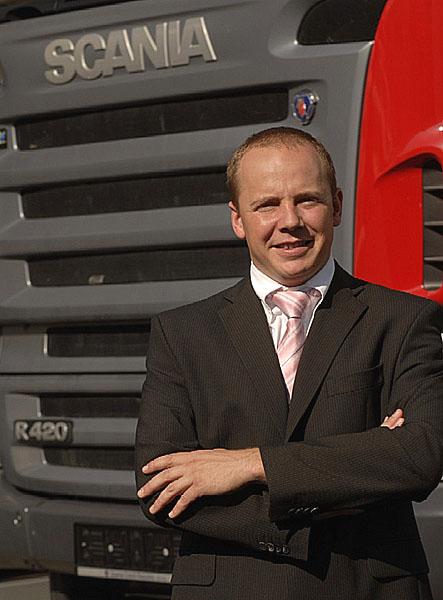 Personální a organizační změny ve Scania CZ