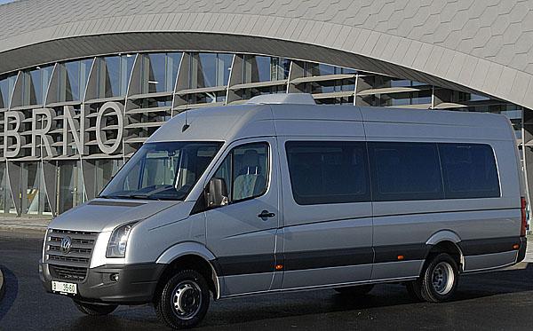 Minibusy zPorsche Brno se představí na veletrhu MADI 2007 (6. – 8. listopadu 2007 vPraze- PVA Letňany)