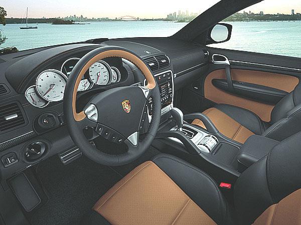 Porsche Cayenne Turbo S – nejsilnější sportovní SUV