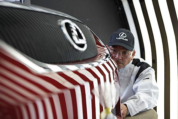 Zákazníci značky Lexus jsou stále spokojenější, což je názor samotných majitelů vozidel