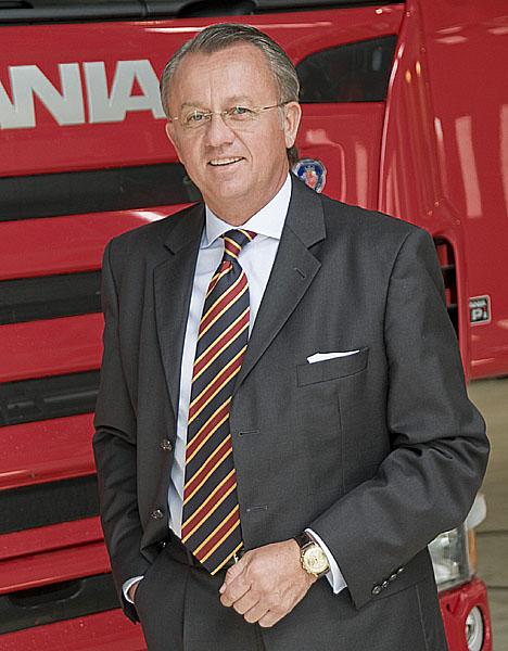 Nový generální ředitel společnosti Scania CZ, Scania Slovakia a Scania Hungary
