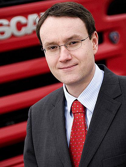 Nový finanční ředitel ve Scania CZ