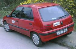 Testoval jsem nejmenší lvíče: Peugeota 106