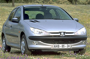 Peugeot 206 - malý vůz s velkými ambicemi