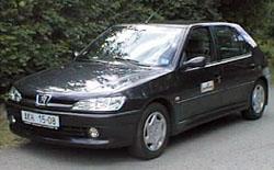 Testoval jsem střední lvíče – Peugeot 306