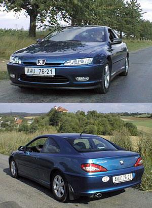 Peugeot 406 Coupé
