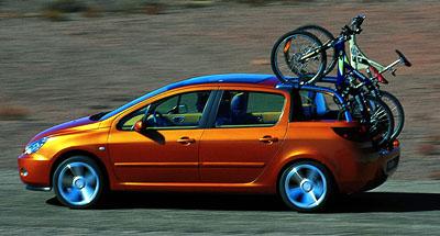 Peugeot Caméléo: sen nebo skutečnost?