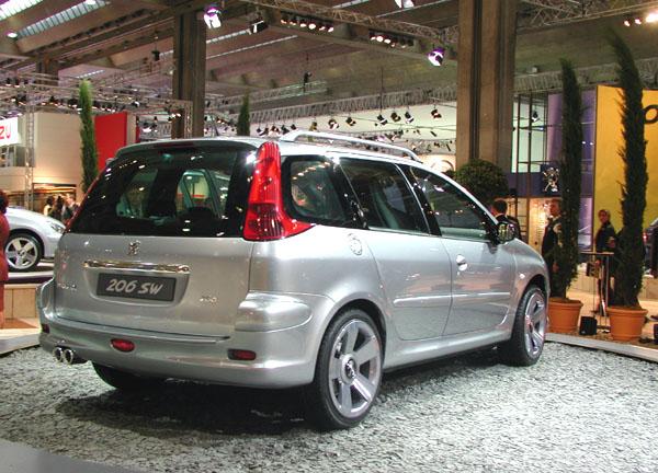 Peugeot připravuje dvě kombi