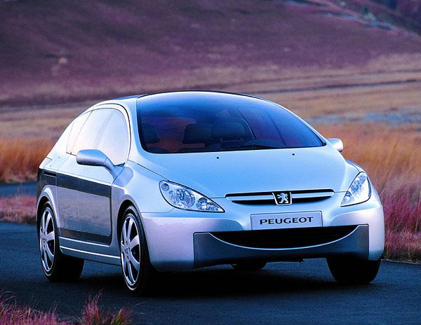 Peugeot Prométhée: studie blízkého času