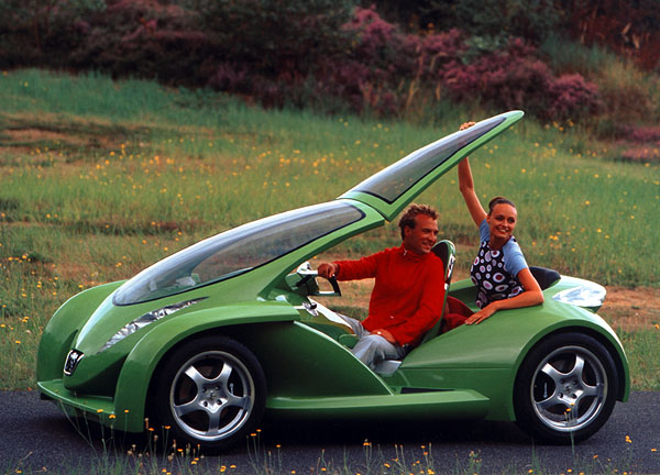 """City Toyz"" – ""hračky"" od Peugeota"