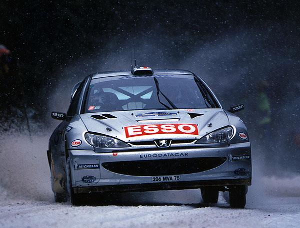 Rallye Monte Carlo před startem