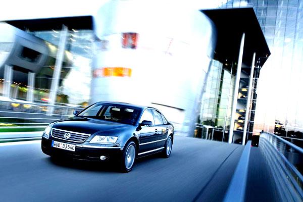 Inovovaný VW Phaeton od druhé poloviny června na našem trhu
