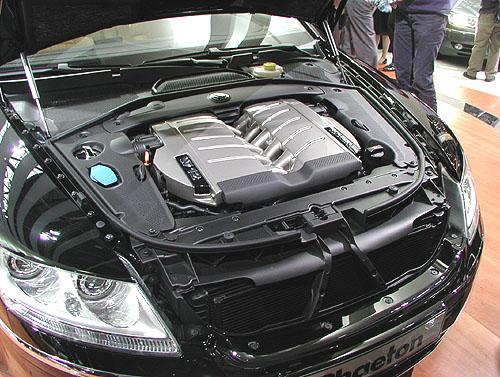 Luxusní limuzína Volkswagen Phaeton vprodeji na našem trhu