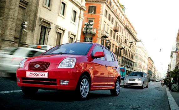 Kia Motors Corporation: prodejní výsledky za loňský rok 2006