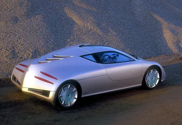 """Pininfarina Osée aneb Citroën jako """"sporťák"""""""
