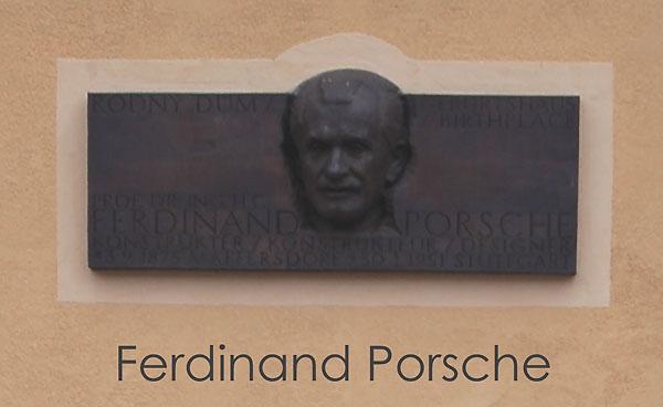 Setkání automobilů Porsche ve Vratislavicích nad Nisou