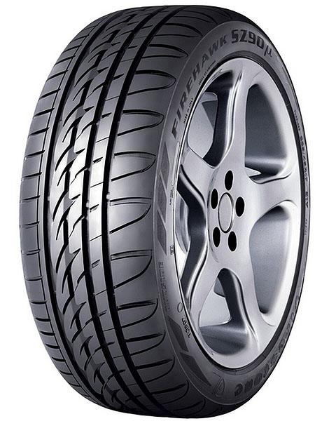 Firestone uvádí na trh novou sportovní pneumatiku Firehawk SZ90µ