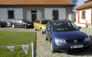 Podzimní novinky Volkswagenu